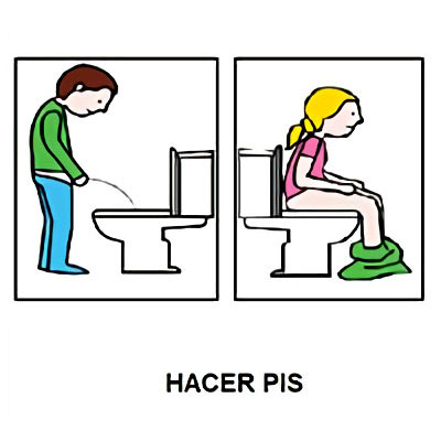 Hacer pis